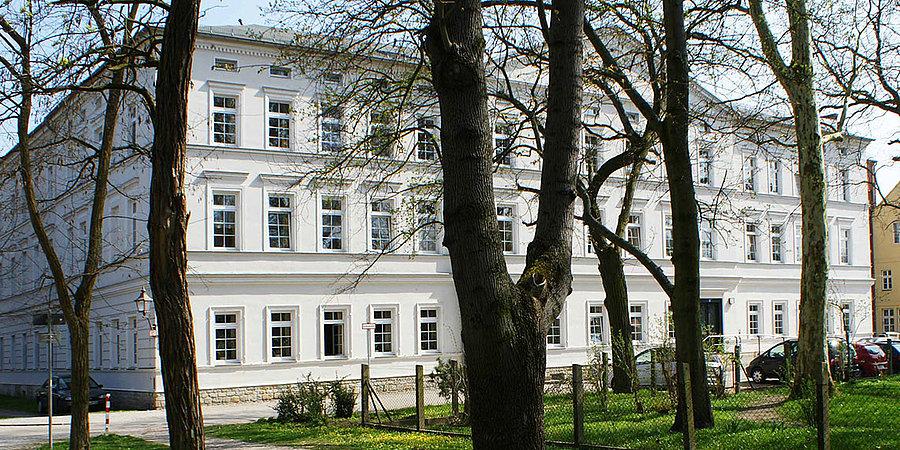 Herrnhuter Diakonie Maria Heyde Haus Altenpflegeheim Der